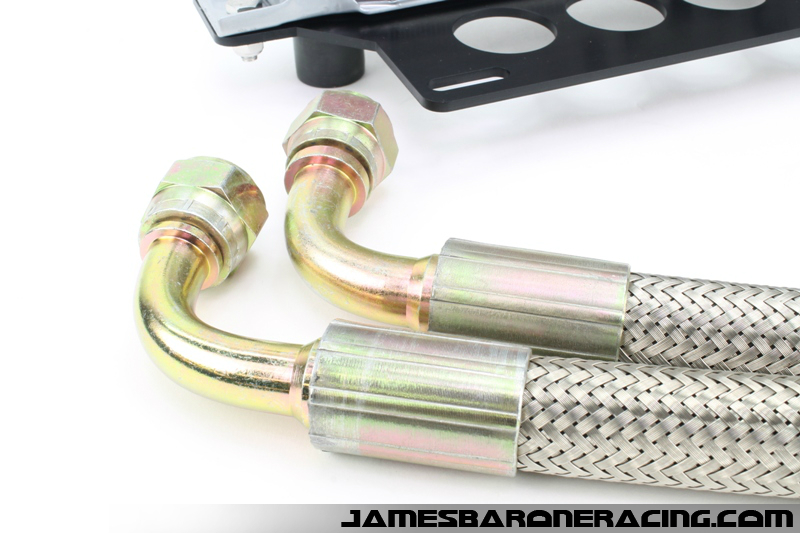 JBR 2013 & Up Focus ST Oil Cooler Kit - Click Image to Close