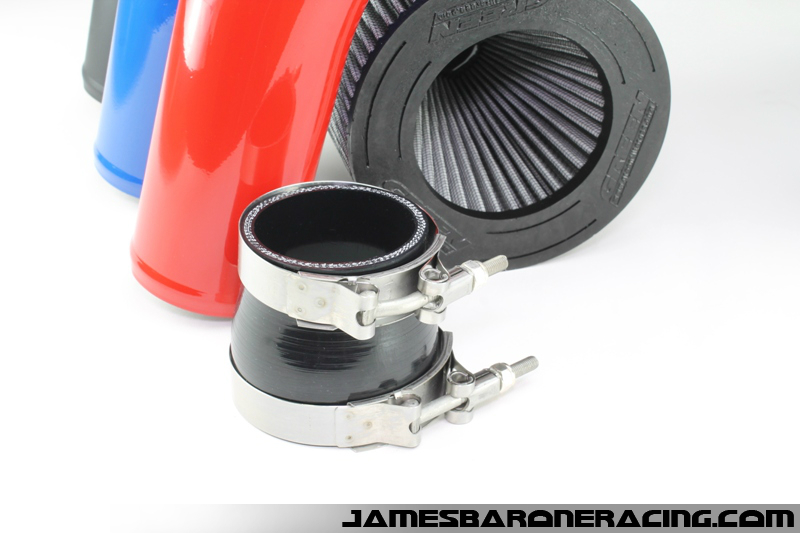 JBR Ford Focus ST TRU-3.0 Wide Path Intake System - Click Image to Close