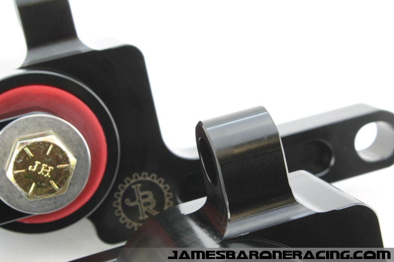 JBR 2013+ Focus ST/RS Stage 2 Rear Torque Mount - Click Image to Close