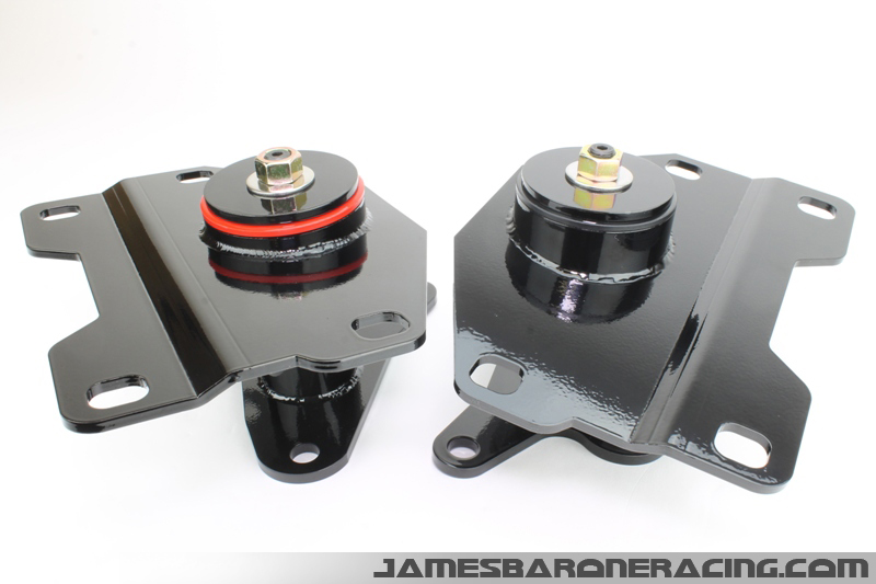 Transmission side motor mount ms3 tmm james for Mazdaspeed 3 jbr motor mounts
