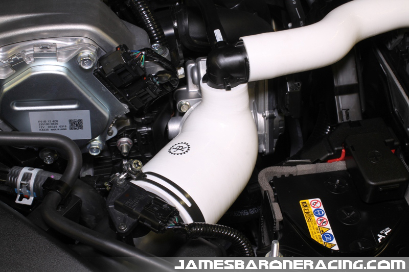 JBR Intake Induction Hose - Click Image to Close