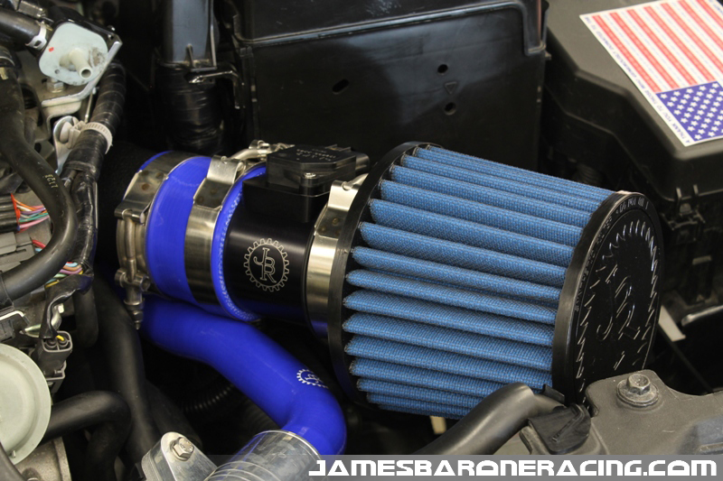 Tru-3.0 Wide Path Full Aluminum Intake System - Click Image to Close